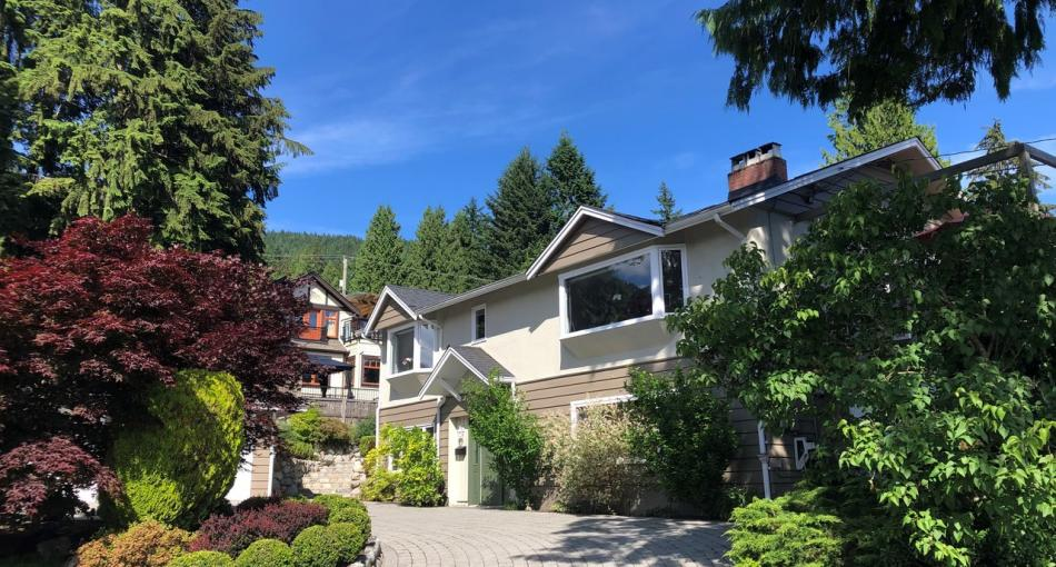 4580 Bonita Drive, Canyon Heights NV, North Vancouver