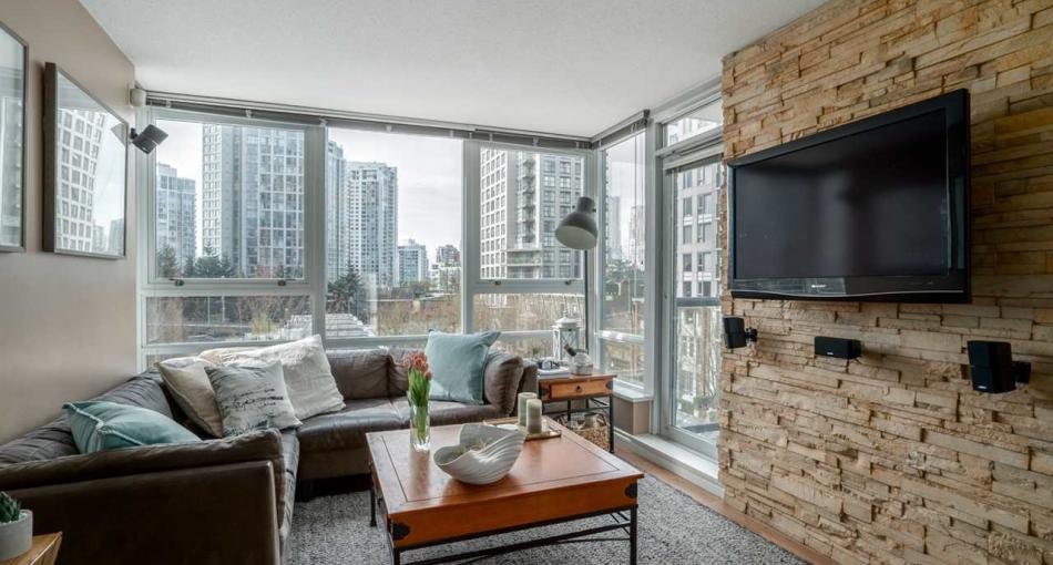 610 - 928 Beatty Street, Yaletown, Vancouver West
